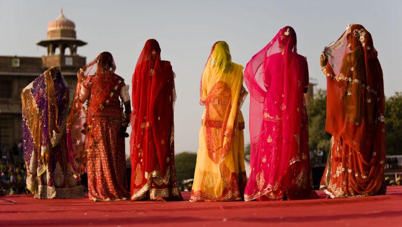 IndiaInsieme presso Shari Vari